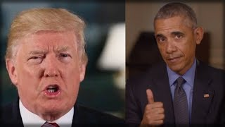 BREAKING: PRESIDENT TRUMP COMES FORWARD, CLEANS UP ANOTHER DANGEROUS MESS OBAMA LEFT BEHIND