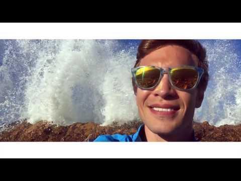 Beach Life in Port Elizabeth, South Africa 2016