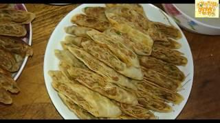 我是赵姐32:农村大妈在星级酒店工作时学到的回头肉饼制作方法,分享给大家!