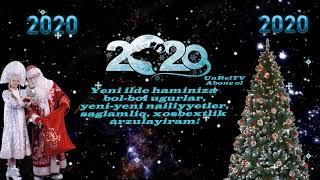 Yeni il tebrikleri 2020 tebrik videoları 2020