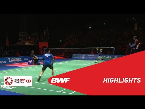 YONEX Swiss Open 2018 | Badminton MS - SF - Highlights | BWF 2018