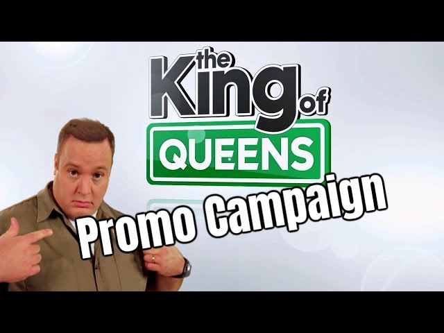 The King of Queens Promo Campaign