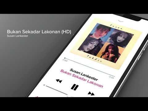 Susan Lankester - Bukan Sekadar Lakonan (CD Quality)