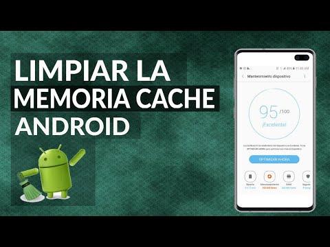 Cómo Limpiar la Memoria Caché en Android