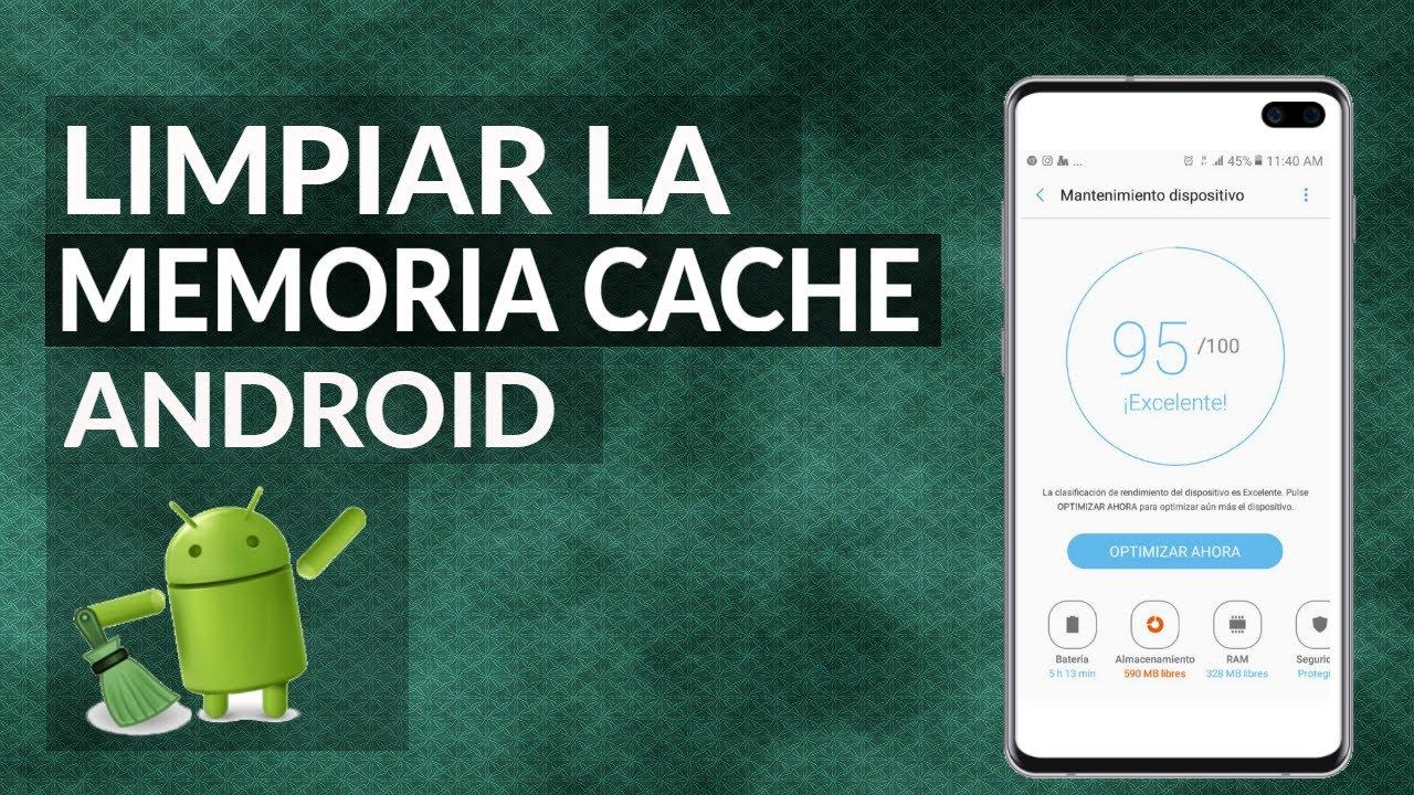 Cómo Borrar Caché de Todas las Aplicaciones en Android - Rápido y ...
