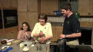 Maple Fudge With Pauline Boyce, Vermont Maple Forest Products