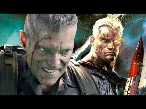 Deadpool 2 - Stephen Lang on Cable Campaign