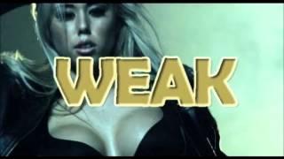 Repeat youtube video Weak - Wiz Khalifa ft. Cassie & King Los