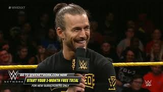 Gambar cover Adam Cole/Undisputed Era/reDRagon Funny Moments and Best Promos (Part 1)