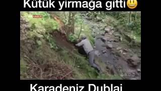 Kütük Yirmaga Gitti  Karadeniz Dublaj  resathao