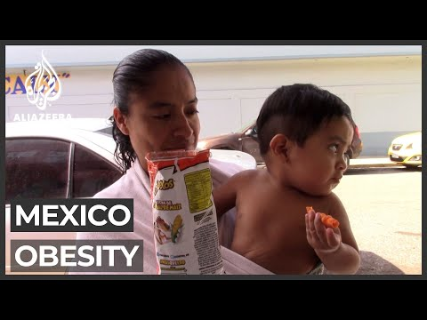 Mexico's Oaxaca state bans sale of junk food to children