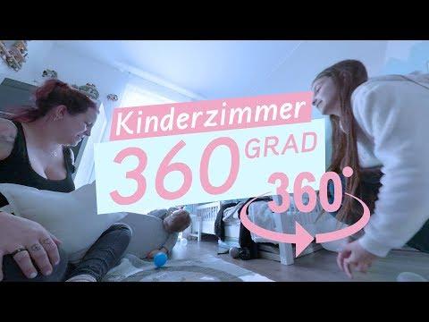 360 Grad spielen im Kinderzimmer / FRAU_SEIN