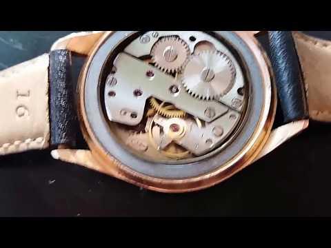 626282d64ae PERFEX 17 jewels watch CUPILLARD 233-60 movement