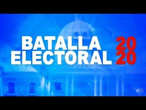 EnVivo Cobertura #BatallaElectoral2020 5/07/2020 - YouTube