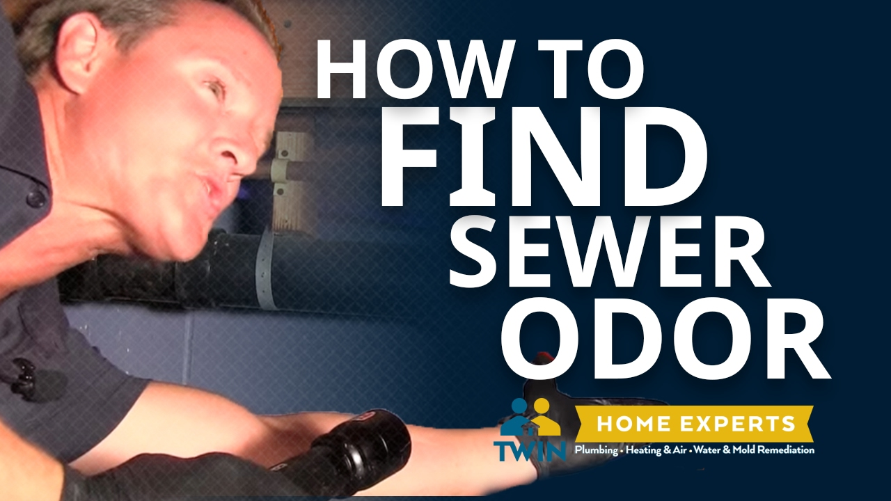 how to find a sewer odor youtube. Black Bedroom Furniture Sets. Home Design Ideas