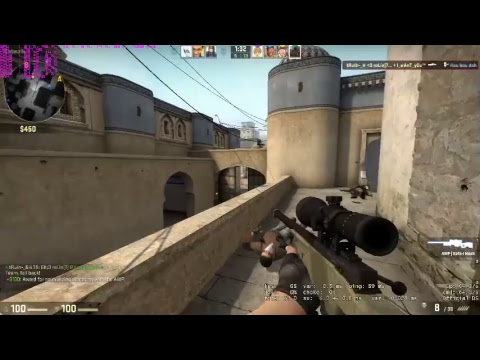 Dust 2 Gameplay