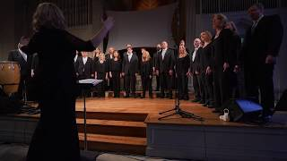 """Ubi Caritas"" by Paul Mealor, Cántico Singers"
