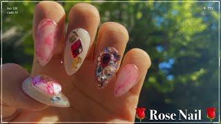 [네일아트/아트추천] Rose nail/ 내 사랑은~ …