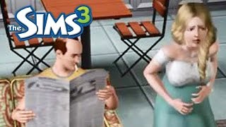 sims 3 funny moment 10 most stupid things to do while your wife gives birth