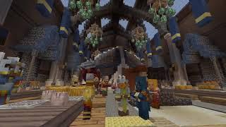 Minecraft — трейлер обновления Norse Mythology Mash-Up
