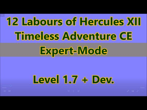 12 Labours of Hercules XII: Timeless Adventure CE Level 1.7 |