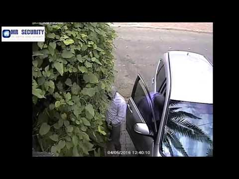 Robbery in Athol Johannesburg
