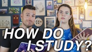 Science-Backed Study Tips (ft. Pat Kelly!)