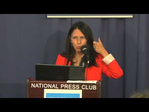 National Press Club event on science of Cell Phone radiation 11-12-12 D.C.