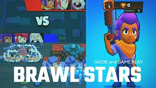 Brawl Stars Launched Globally!! GAME PLAY and Starter Guide | Brawl Stars | Hyderabadi Gamer