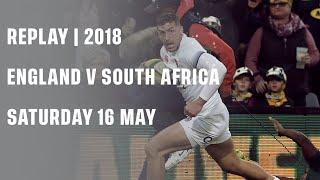 Replay | England V South Africa 2018