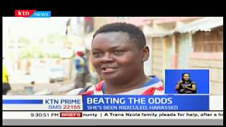 BEATING ODDS: Meet Nancy Achieng, the lady cart puller who collects plastic, paper waste in Komarock