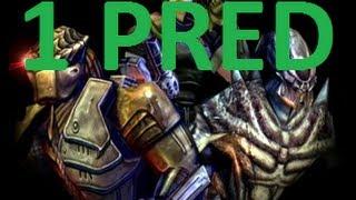 Aliens Vs Predator 2: Primal Hunt (Predator) Walkthrough Part 1 HD