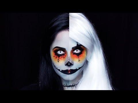 Baby Boo Halloween Makeup Tutorial thumbnail