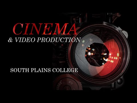 Cinema and Video Production Program at South Plains College