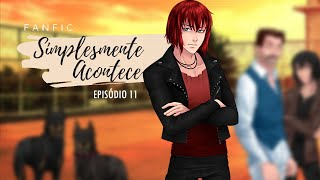 Fanfic Amor Doce - Simplesmente Acontece - Episódio 11  [Castiel]