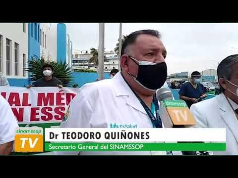 TEODORO QUIÑONES: MOLINELLI DEBIÓ INAUGURAR PLANTA DE OXÍGENO HACE MÁS DE UN AÑO EN CHICLAYO