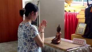 向Luang Phor York許願
