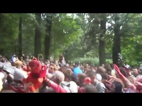 Зомби-моб 6 Санкт-Петербург зомбимоб6 zombiewalk6