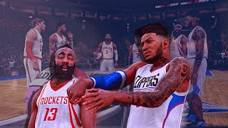 NBA 2k16 My Career | All Star Weekend | Three Point Contest | LIL B COOKING CURSE HAHA