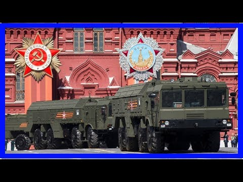 Lithuania: Russia deploying more missiles into Kaliningrad