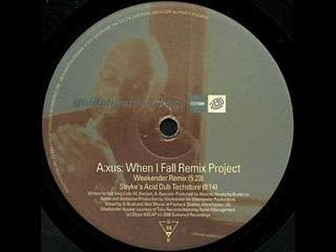 Axus - When I Fall In Love (Stryke's Acid Dub Techsture)