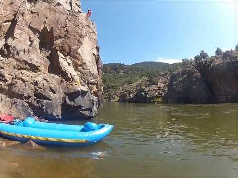Rafting in Kremmling