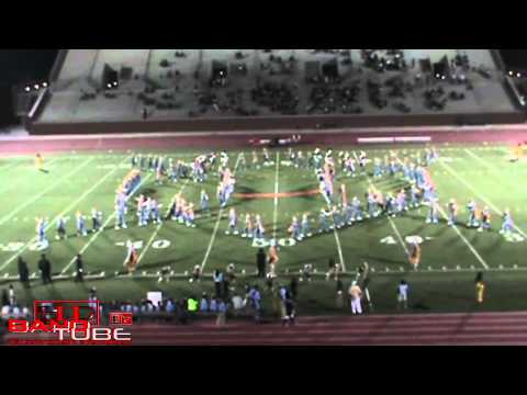 Benjamin E. Mays High School Halftime Show 2012