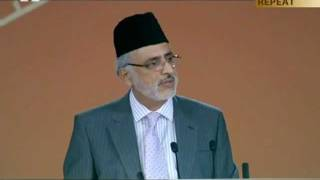 Promised Messiah's Deep Anguish for the Victory of Islam, English Speech Jalsa UK 2011