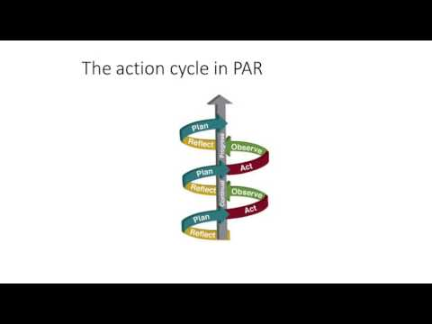 What is... Action Research? Professor Danny Burns