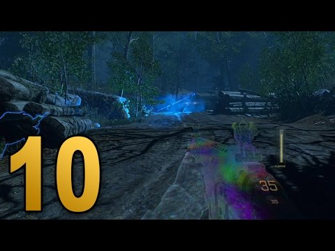 Advanced Warfare Walkthrough - Mission 10 - BIO LAB (Call of Duty Campaign Let's Play)