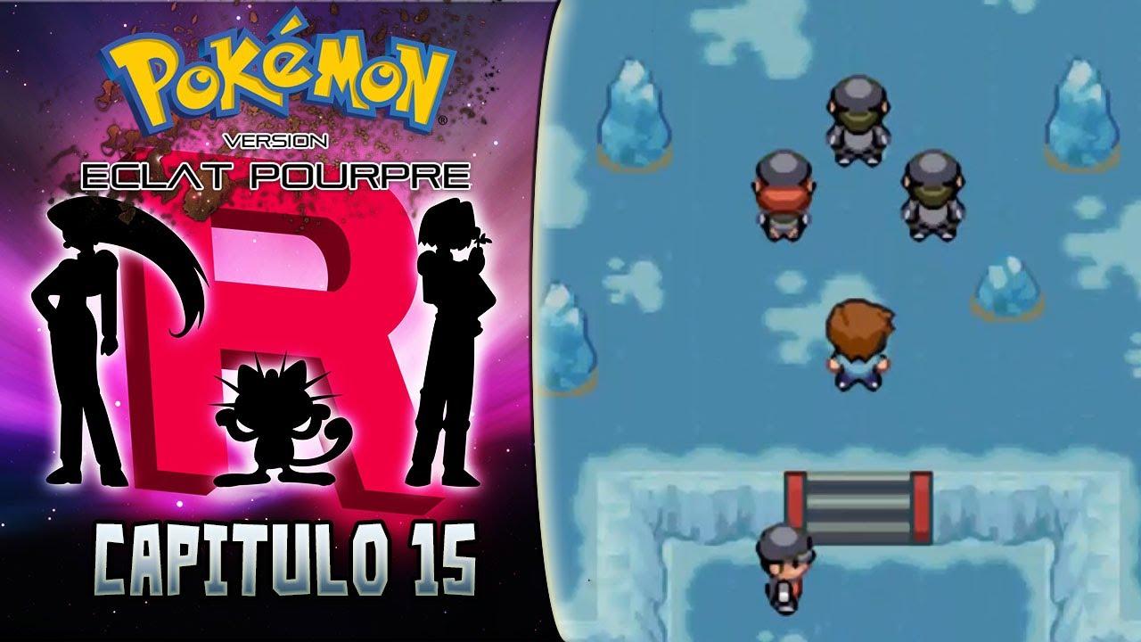 Pokémon Brillo Purpura | #15 DESAPARECE EL POKEMON LEGENDARIO DEL MONTE PICO Y LA PLAZA DUAL
