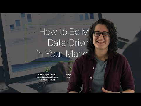 How To Be More Data-Driven With Your Marketing