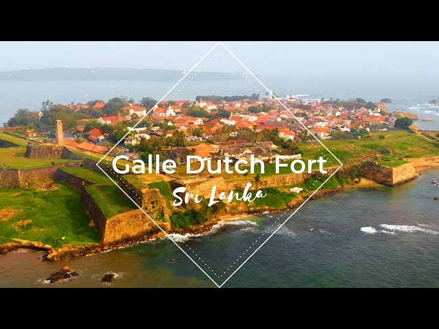 Galle Dutch Fort - SRI LANKA | Your Visual Travel Guide