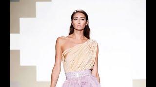 MILA SCHON Spring 2013 Milan - Fashion Channel